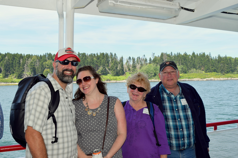 2016 Cruise Bruce & family