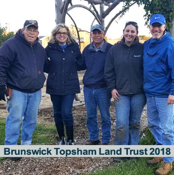 Brunswick Topsham Land Trust 2018