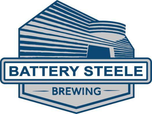 Battery Steele Brewing logo
